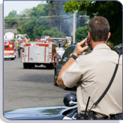 Register as a First Responder
